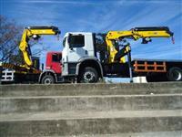 VENDEMOS EMPRESA DE LOCAÇÃO de caminhoes MUNCKS seminovos de 2010 acima de grande porte 35 a 50 ton