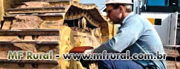 Mão de Obra Mecânico Máquinas Chinesas MG, RJ e ES Manutenção