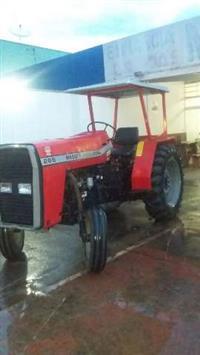 Trator Massey Ferguson 265 4x2 ano 96