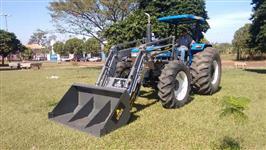 Pá Carregadeira Agrícola Ford/New Holland 7630.4 Bomba Trator - PCAL