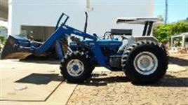 Trator Ford/New Holland 7830 4x4 ano 97