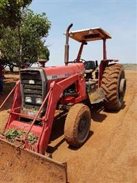 Trator Massey Ferguson 295 4x2 ano 92