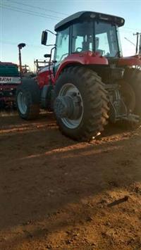 Trator Massey Ferguson 7415 4x4 ano 11