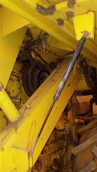 Colheitadeiras New Holland TC 57...MECÂNICA.........ANO 1994