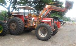 Trator Massey Ferguson 299 4x4 ano 97