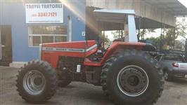 Trator Massey Ferguson 650 4x4 ano 0