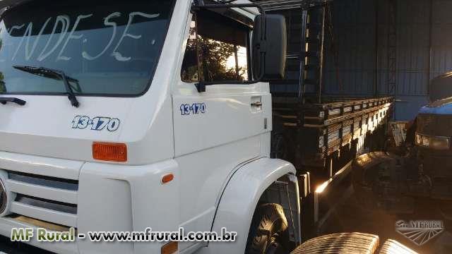 Caminhão Volkswagen (VW) 13170 ano 00