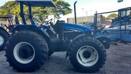 Trator Ford/New Holland TS 110 4x4 ano 07