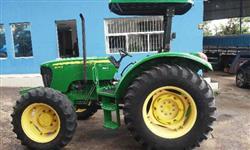 Trator John Deere 5075 4x4 ano 11