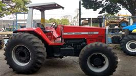 Trator Massey Ferguson 660 4x4 ano 0