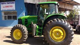Trator John Deere 6180J 4x4 ano 12