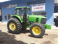 Trator John Deere 6180 J 4x4 ano 12