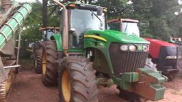 Trator John Deere 7225J 4x4 ano 11