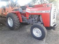 Trator Massey Ferguson 235 4x2 ano 79