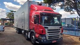 Caminhão Scania P 310 ano 12