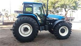 Trator New Holland TM 165 4x4 ano 06