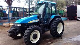 Trator New Holland TL 75 E 4x4 ano 11