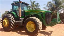 Trator John Deere 8430 4x4 ano 09