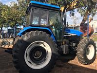 Trator New Holland TM 150 4x4 ano 09