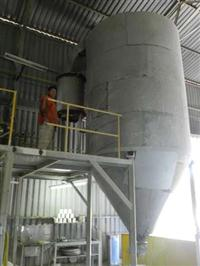Atomizador Secador Spray Dryer