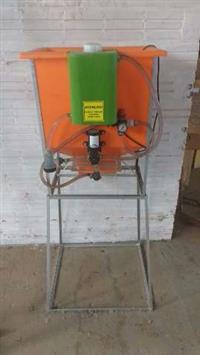 Inoculador de sementes becker portatil 12 volts