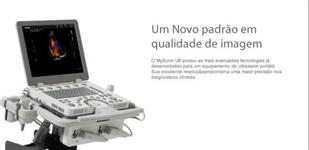 Venda de  ultrassom portatil novo MySono U6 completo