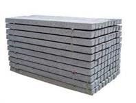 Palanques de concreto para cerca