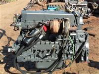 Motor Colhedora Cana Case