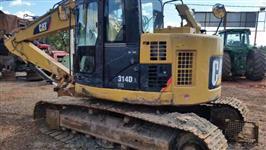 Escavadeira Cat 314 ano 2011
