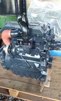 Motor Retroescavadeira