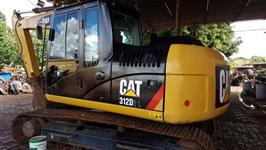 Escavadeira Caterpillar 312d