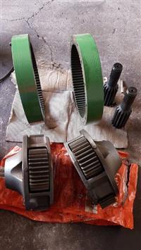 Trator John Deere 8430 4x4 ano 14