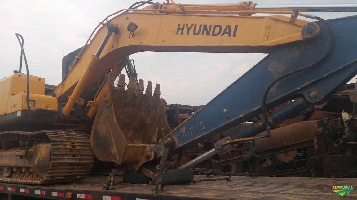 Temos peças HYUNDAI  160 LC7
