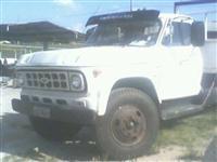 Caminhão Iveco Eurotech 450-E Cabine