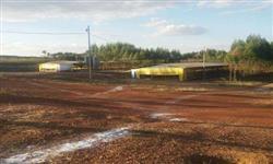 vende se sitio com 35 hectares e 4 granjas