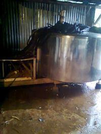Resfriador de leite 1500 litro masp  trifasico