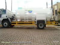 Tanque de vácuo 10.000 litros