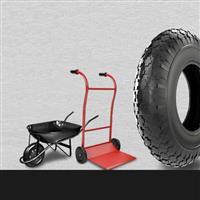 Pneus para carrinho de mão e outros