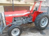 Trator Massey Ferguson 265 4x2 ano 86