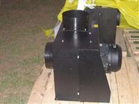 VENTILADOR INDUSTRIAL TIPO CARACOL - MOTOR 12 HP - trifásico 220 / 400 V- 60 Hz