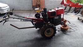 Mini/Micro Trator Tobata Tramontini de 18 cvs 4x2 ano 07