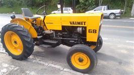 Trator Valtra/Valmet 68 4x2 ano 82