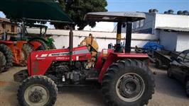 Trator Massey Ferguson 250 XE Advanced 4x4 ano 11