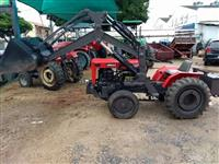 Trator Agrale 4100 4x2 ano 86