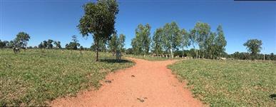 Fazenda em Araguaiana - Mato Grosso