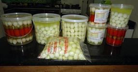 Ovos de codorna