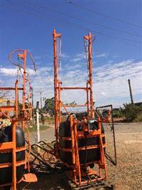 Pulverizador Jacto 600 lts