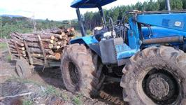 Trator Ford/New Holland TL 80 4x4 ano 09