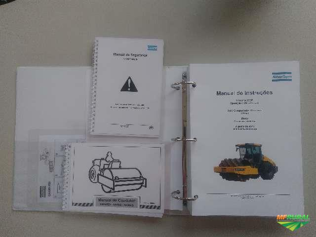 Manual de Instruções / Manual de segurança / Manual do Condutor