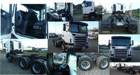 Caminhão  Scania Traçado Bug Pesado   ano 10